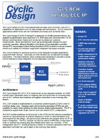 G15 Datasheet